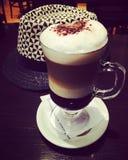 Kawa i kapelusz Obraz Stock