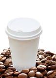 kawa idzie Zdjęcie Royalty Free