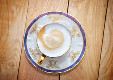 Kawa, kawiarnia, Obraz Royalty Free