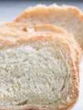 Kawałki domowej roboty chleb Obraz Stock