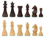 kawałki szachowi obraz stock