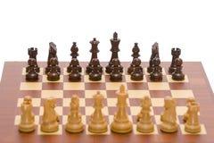 kawałki szachowi Zdjęcia Stock