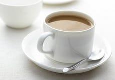 Kawa na desktop tle Zdjęcia Royalty Free