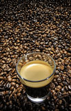 Kawa na kawie. Obrazy Stock