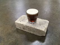 Kawa na nitro Zdjęcia Royalty Free