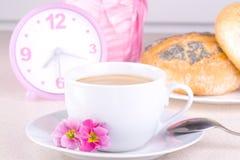 kawa śniadaniowa Zdjęcia Stock