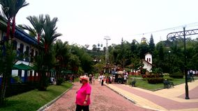 Kawa parkowy &-x28; colombia&-x29; obrazy stock