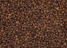 kawa piec fasoli tło Obrazy Royalty Free
