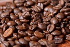 Kawa promienie Zdjęcia Stock