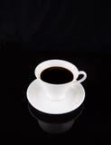 Kawa W Białym kubku II Obraz Royalty Free