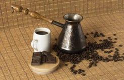 kawa więcej czasu Obrazy Stock