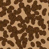 Kawa wzór Zdjęcia Stock