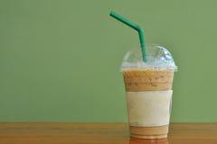 kawa zamrażająca Fotografia Royalty Free