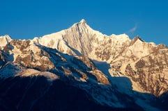 Free Kawagebo Xueshang Mountain In China Royalty Free Stock Photography - 44626437