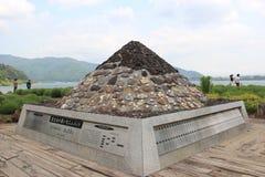 Kawaguchiko自然生存中心 免版税库存图片