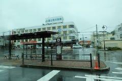 Kawaguchiko驻地 图库摄影