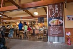 Kawaguchiko驻地 库存图片