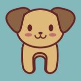 Kawaii animal icon Royalty Free Stock Photo