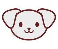 Kawaii animal icon Stock Photo