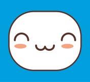 Kawaii icon image Stock Image