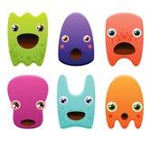 Kawaii monster Stock Image