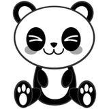Kawaii Panda Illustration Image stock