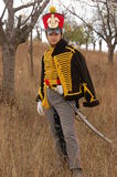 kawalerii rosjanina mundur zdjęcia stock