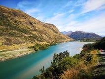 Kawarau River royalty free stock photos