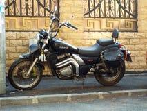 Kawasa, black chopper Royalty Free Stock Image