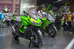 KAWASAKI Stock Photo