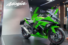 KAWASAKI Royalty Free Stock Images