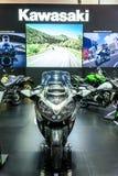 Kawasaki 1400 GTR Royalty Free Stock Images