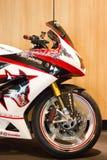 Kawasaki Motorcycle. Royalty Free Stock Photos