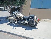 Kawasaki Motorcycle Stock Photo
