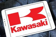 Kawasaki Motorradlogo Redaktionelles Stockfoto Bild Von