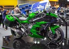 Kawasaki Ninja H2 SX Obraz Stock