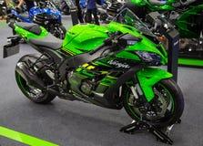 Kawasaki Ninja 1000 Superbike Zdjęcie Stock