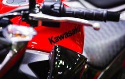 Kawasaki z300 Royalty-vrije Stock Foto's