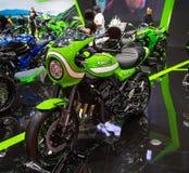 Kawasaki Z900RS royalty-vrije stock foto
