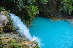 Kawasan cai na ilha de Cebu em Filipinas Foto de Stock