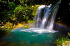 Kawazunanadaru Falls, Japan. Royalty Free Stock Images