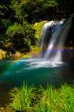 Kawazunanadaru Falls, Japan. Fotografering för Bildbyråer