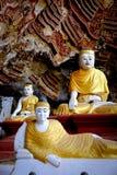 Kawgun Cave Temple Stock Photos