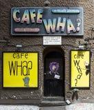 Kawiarni Wha Zdjęcie Stock