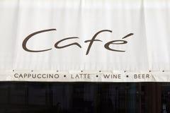 kawiarnia Zdjęcia Stock