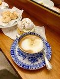 Kawiarnia & ciasta, Wenecja, Włochy Obrazy Stock