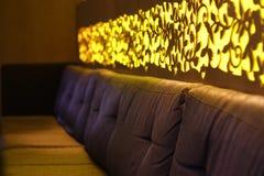 kawiarnia interier Obraz Royalty Free