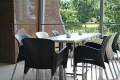 kawiarnia nowoczesnej Zdjęcia Royalty Free