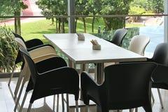 kawiarnia nowoczesnej Fotografia Royalty Free