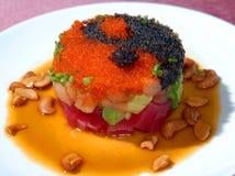 kawioru sałatki tuńczyk Zdjęcia Stock